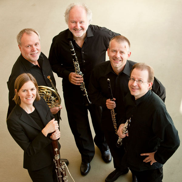 Performance Santa Fe presents Berlin Philharmonic Wind Quintet
