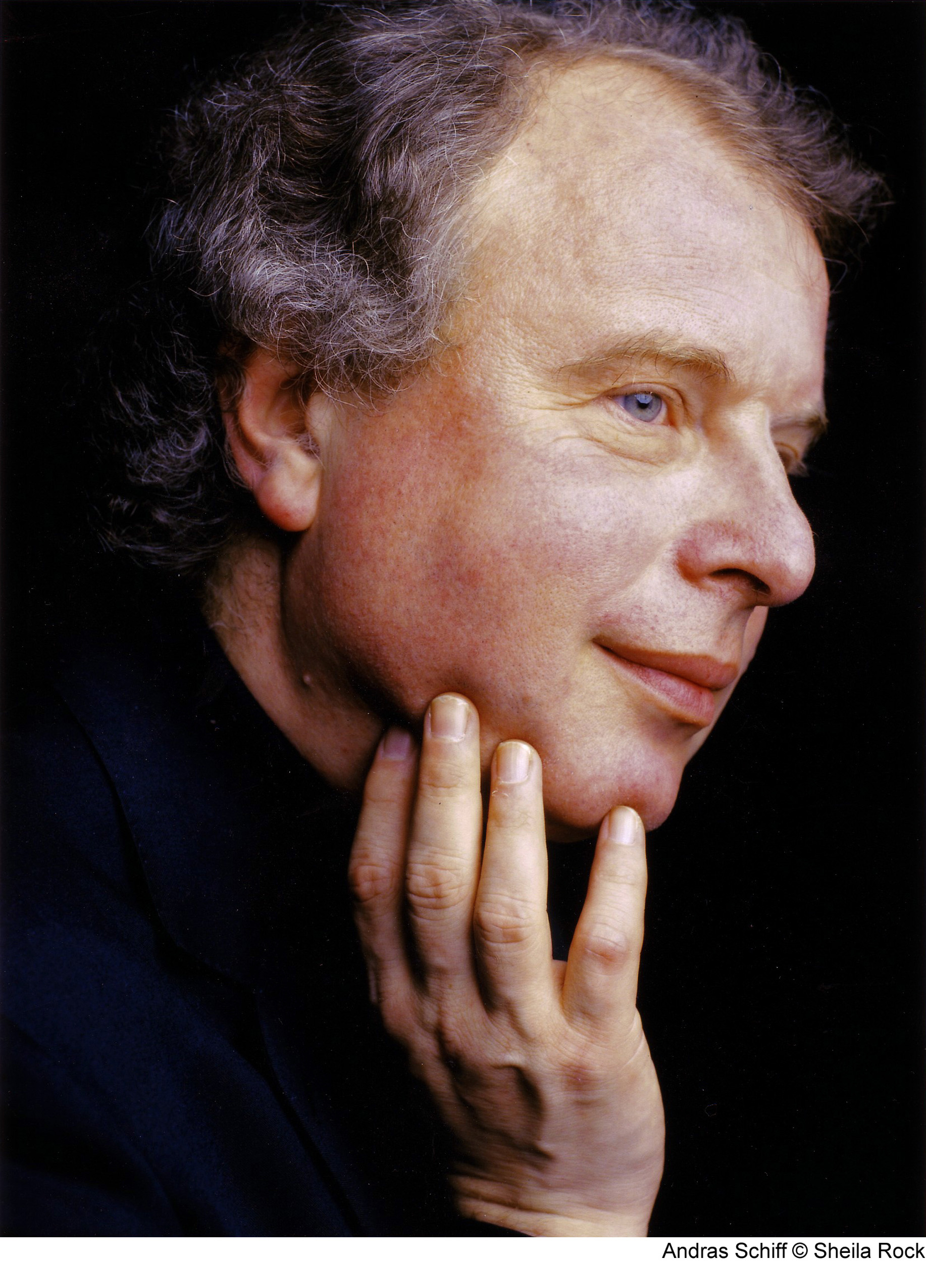 Performance Santa Fe presents pianist Sir András Schiff