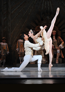 Performance Santa Fe<br> Charlotte Ballet:<br> <i>Cinderella</i><br>