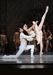 Performance Santa Fe<br> Charlotte Ballet:<br> <i>Sleeping Beauty</i><br>