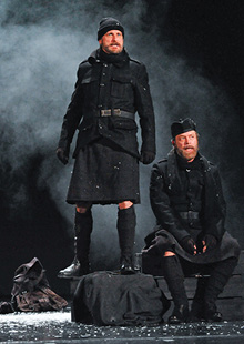 Performance Santa Fe presents All is Calm: The Christmas Truce of 1914
