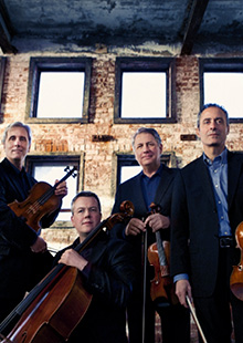 Performance Santa Fe presents Emerson String Quartet