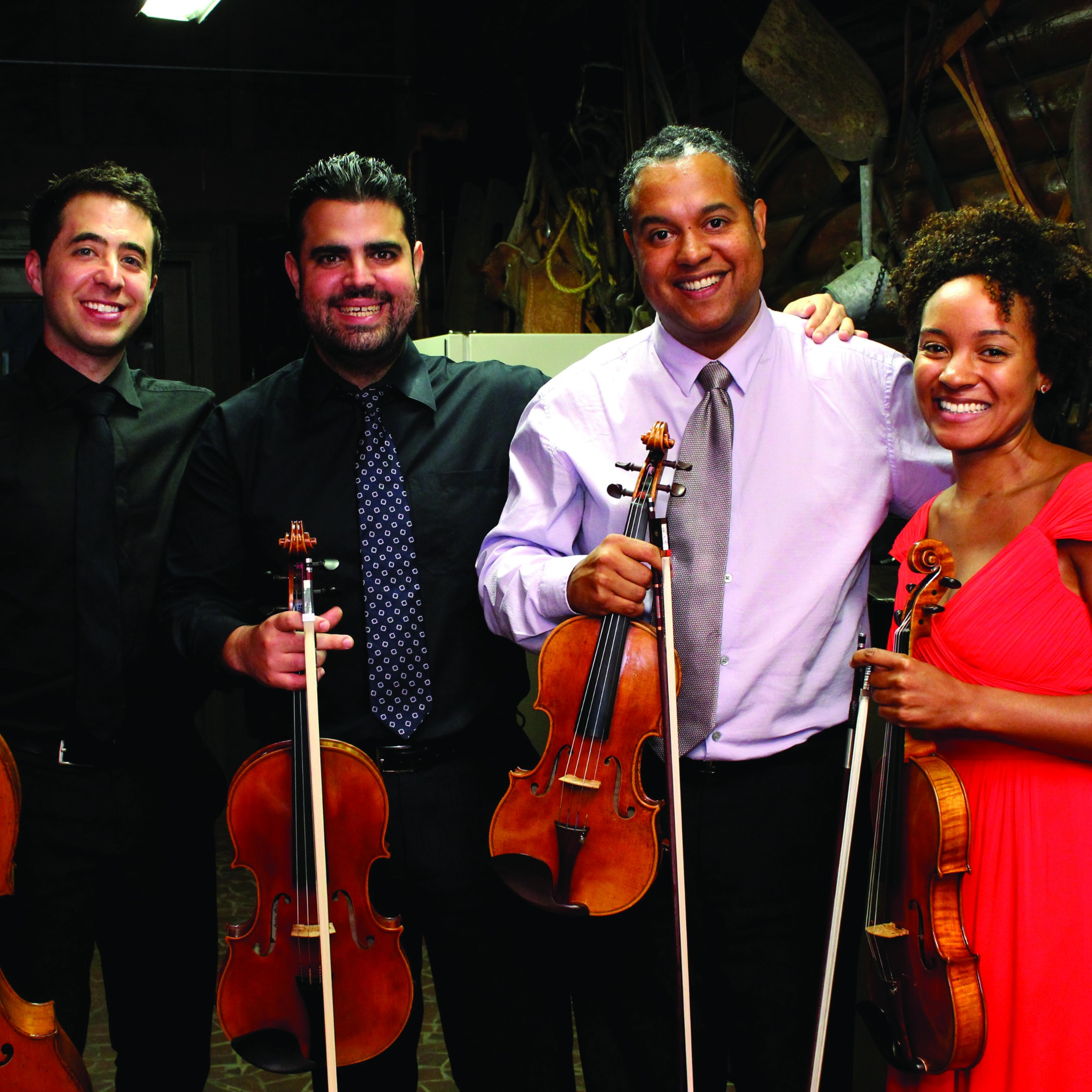 Notes on Music - Chamber Music with Harlem String Quartet