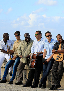 Performance Santa Fe<br> Havana Cuba All-Stars: ASERE!