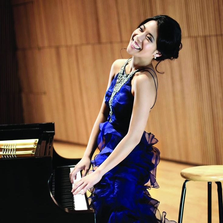 New Year's Eve Orchestra Concert with pianist Joyce Yang