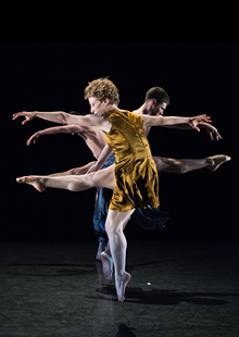 Performance Santa Fe<br> Mark Morris Dance Group and Music Ensemble