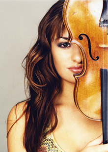 Performance Santa Fe presents Nicola Benedetti with Alexei Grynyuk