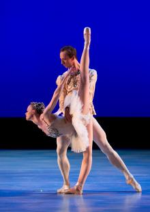Performance Santa Fe presents Stars of American Ballet Program 1