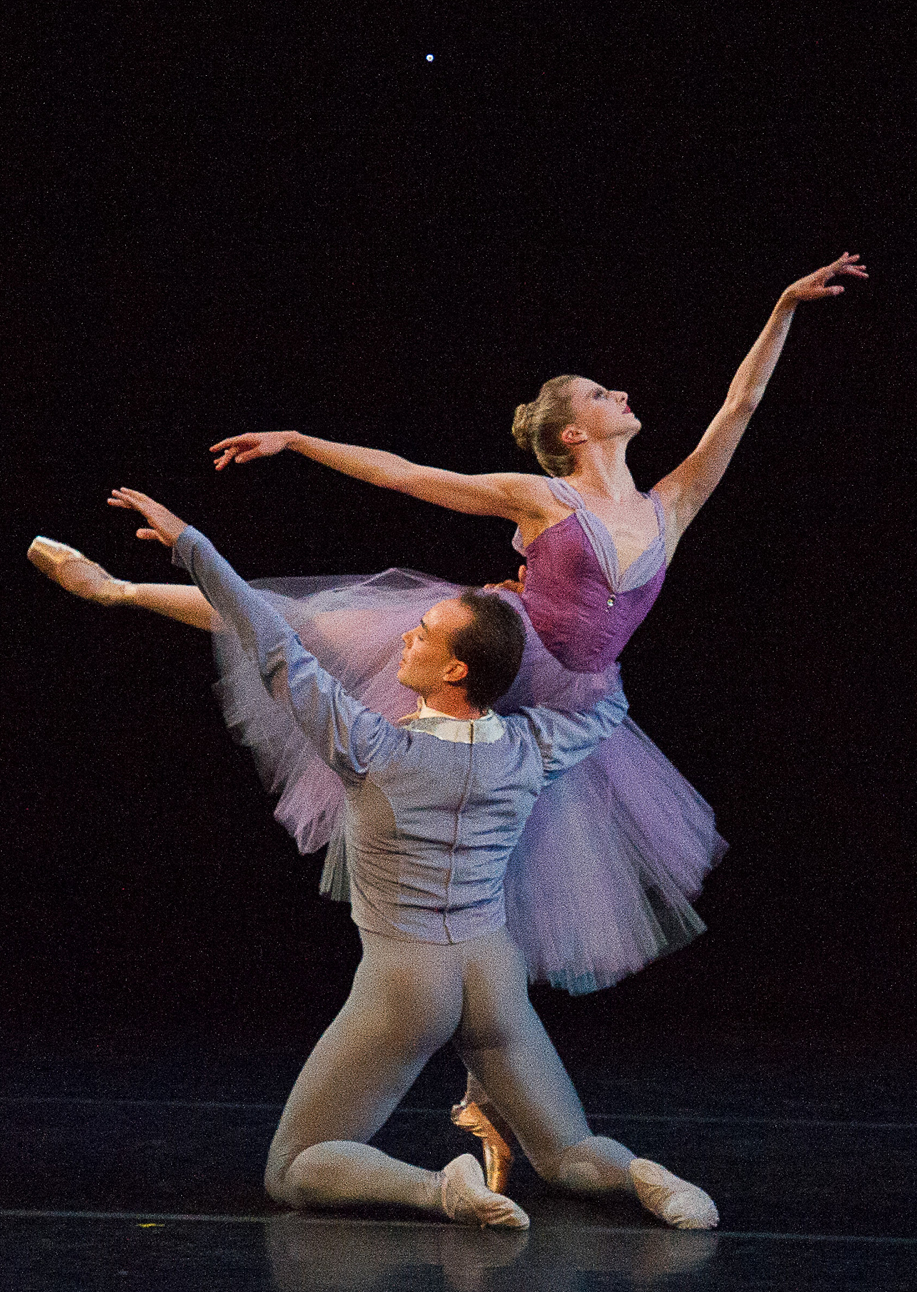 Performance Santa Fe<br> Stars of American Ballet