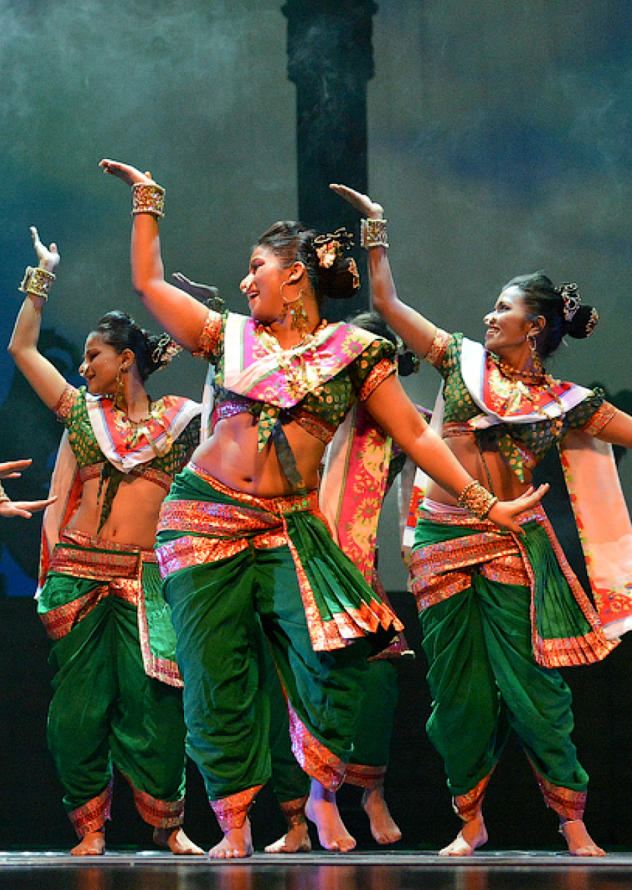 Performance Santa Fe<br> Taj Express (Bollywood)
