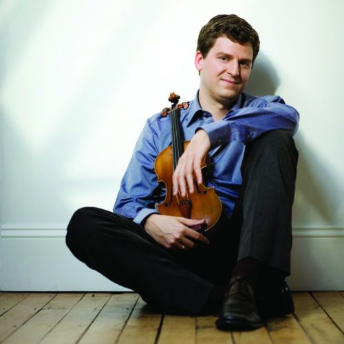 Performance Santa Fe Orchestra with violinist James Ehnes